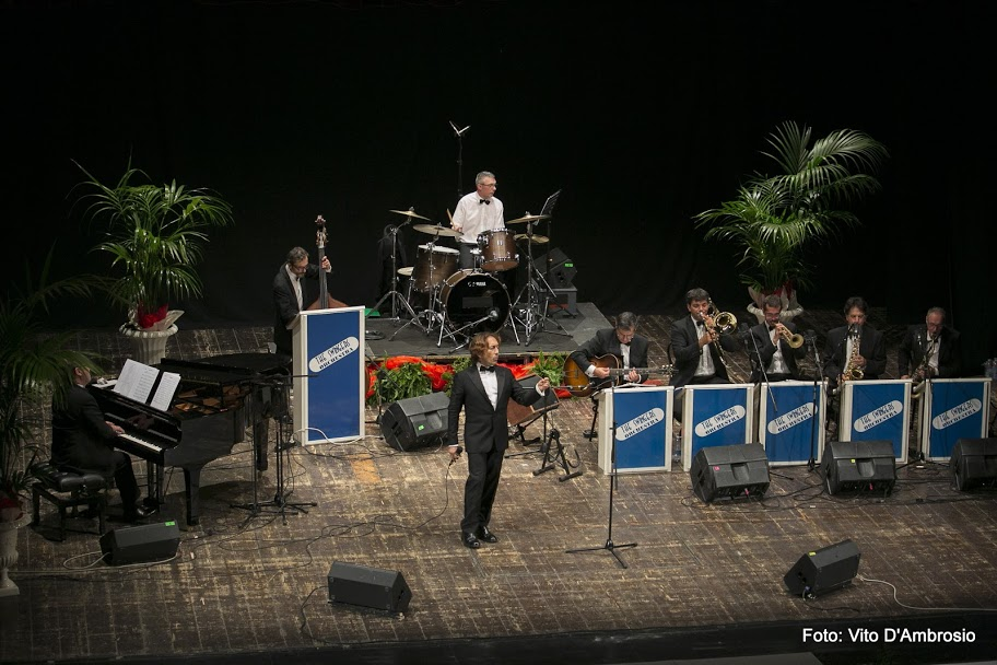 Riccardo Mei & The Swingers Orchestra 5