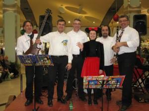 """The Swingers """"Disney's songs"""": la formazione"""