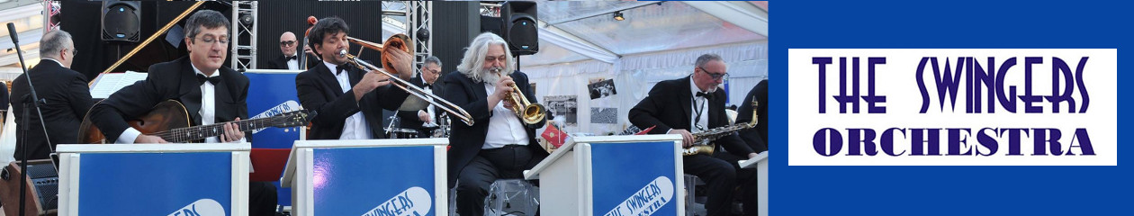 The Swingers Orchestra – musica per eventi – jazz band